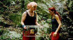 Dschungelcamp 2013 - Olivia Jones Fiona Erdmann