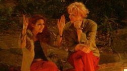 Dschungelcamp 2013 - Fiona Erdmann Olivia Jones