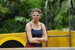 Claudelle (DC2013), Dschungelprüfung, Ekel