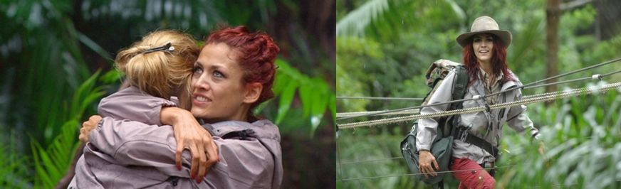 Fiona (DC2013), Claudelle (DC2013), Abschied