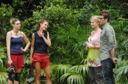 Fiona (DC2013), Claudelle (DC2013), Sonja Zietlow, Daniel Hartwich