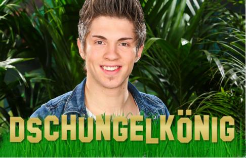 Dschungelcamp 2013 - Dschungelkönig Joey Heindle