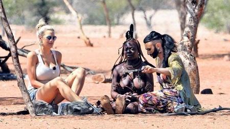 Outback Namibia