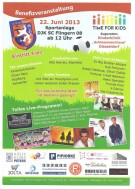 Benefix Veranstaltung - Paco Salas