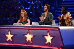 Got to Dance: Palina Rojinski, Howard Donald, Nikeata Thompson