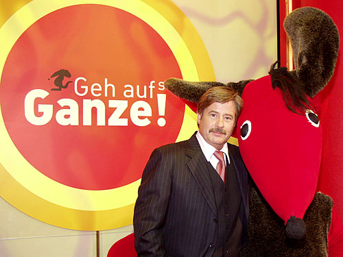"""Im Vorabend bei Sat.1: """"Geh aufs Ganze!"""" mit Jörg Draeger"""