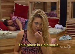 Aaryn Big Brother 15 Episode 10