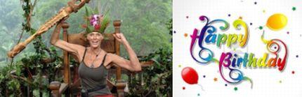 Dschungelkönigin Brigitte Nielsen