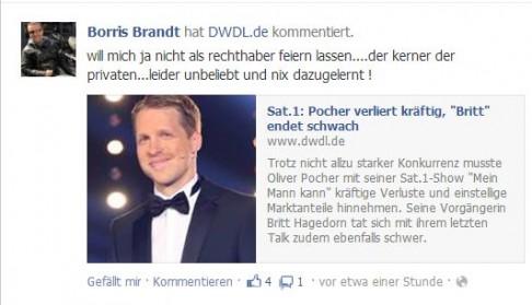 Borris Brandt - Pocher