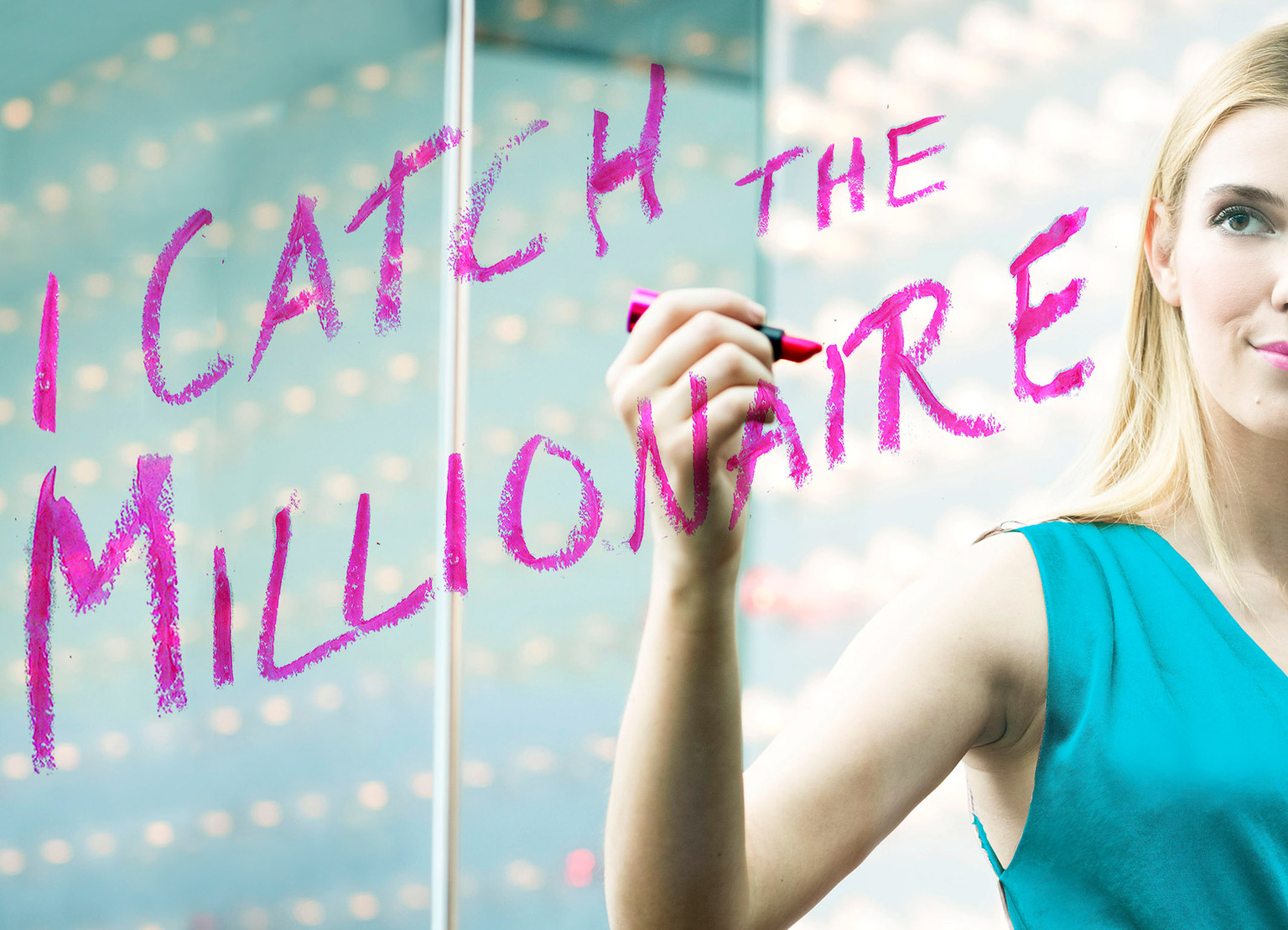 millionaire dating etiquette reality show