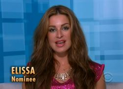 Elissa Big Brother 15 USA
