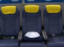 Flugzeugsitze zum Schlafen bei BBUSA