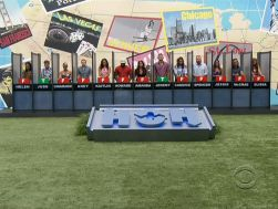 HOH Competition Week 2 Big Brother 15 USA