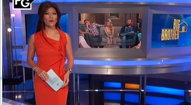 Julie Chen Big Brother 15 Episode 10