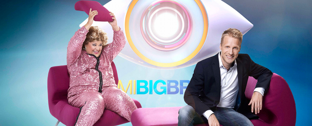 Promi Big Brother Sat.1 Cindy aus Marzahn Oliver Pocher