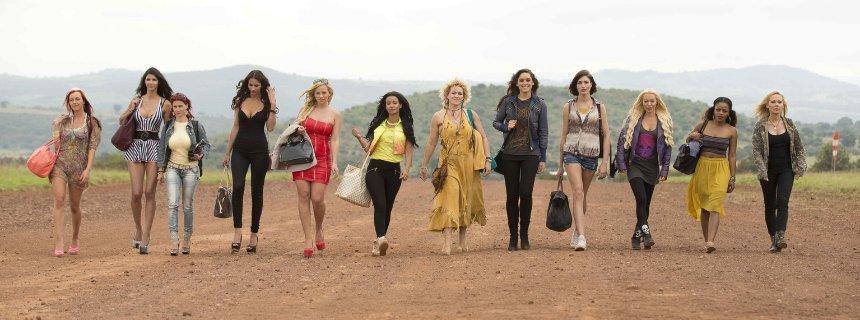 TV/ Reality Girls auf Safari