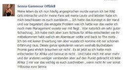 Senna Gammaour - Facebook.