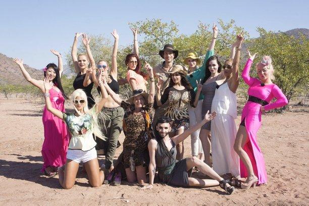 Wild Girls - Kandidatinnen - Bild - RTL