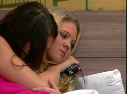 Big Brother 15 Amanda und Elissa