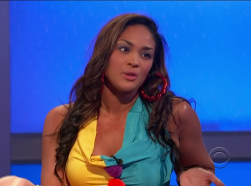 Big Brother 15 Candice Eviction