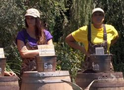 Big Brother 15 USA Candice and Amanda Episode 18