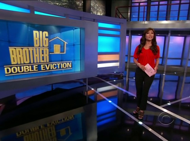 Big Brother 15 USA Double Eviction