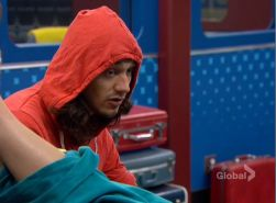 Big Brother 15 USA McCrae Episode 18