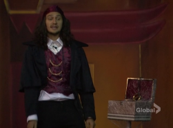 Big Brother USA McCrae Veto Competition
