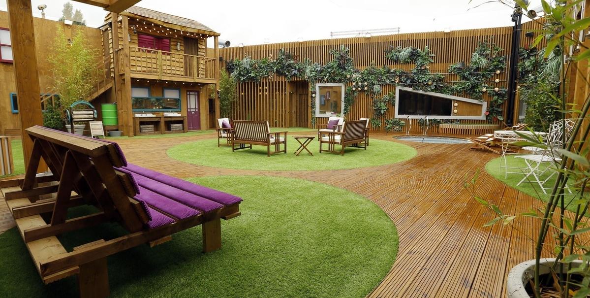 Promi Big Brother-Haus à la Celebrity Big Brother im UK?