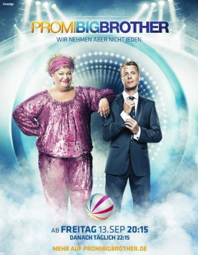 Promi Big Brother Werbung