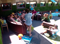 Big Brother 15 USA house meeting