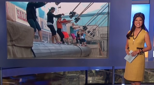 Big Brother 15 USA Julie Competition
