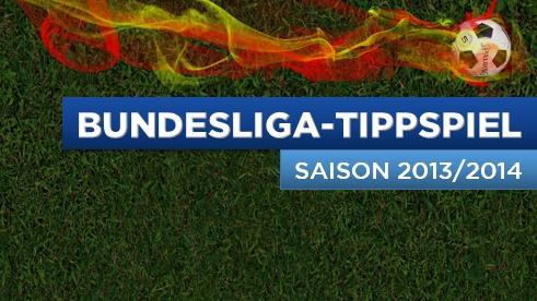 Fußball Bundesliga-Tippspiel 2013/14