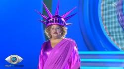 Cindy aus Marzahn bei der Eröffnung von Promi Big Brother