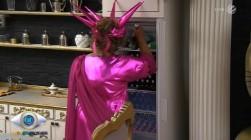 Cindy am Promi Big Brother-Kühlfach