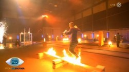 Feuer II Promi Big Brother