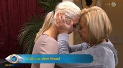 Promi Big Brother 2013 - Natalia Osada und Marijke Amado Match