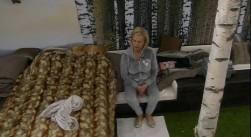 Promi Big Brother Marijke Amado nachdenklich über das Match