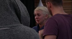 Promi Big Brother 2013 - Natalia Osada ist zurück vom Match