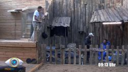 Promi Big Brother 2013 Martin Semmelrogge bricht aus