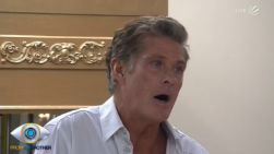 Promi Big Brother 2013 - David Hasselhoff Auszug