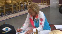 Promi Big Brother 2013 - Marijke Amado hat das Zepter in der Hand
