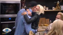 Promi Big Brother 2013 Freude bei Jan Leyk und Natalia Osada