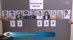 Promi Big Brother 2013 - Nominierung