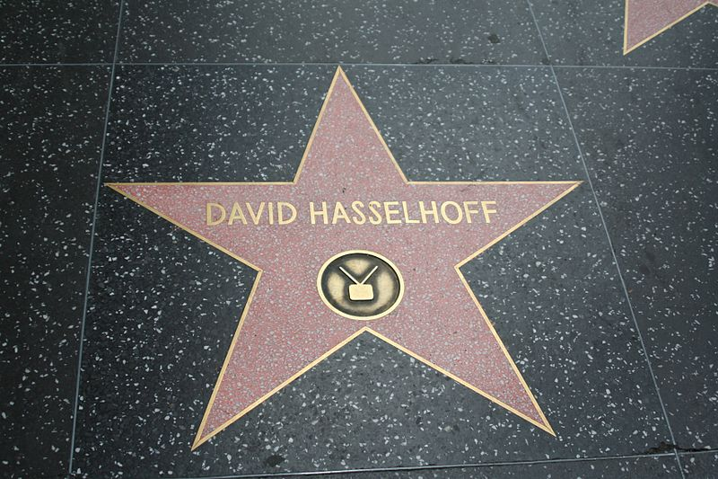 David Hasselhoff: Baywatch-Star