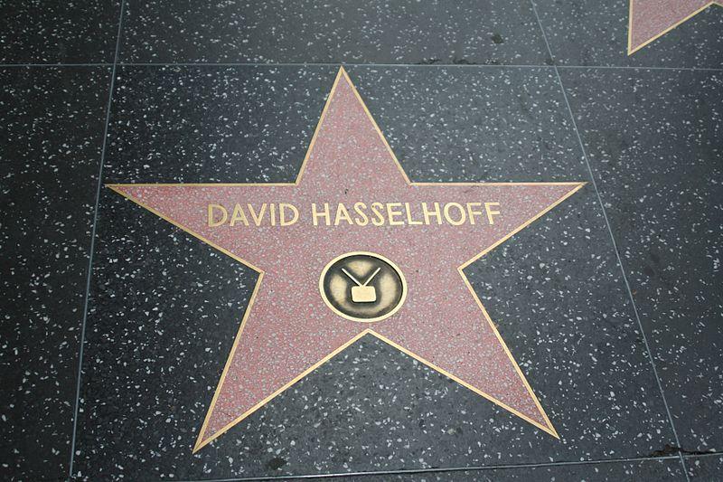 David Hasselhoff: Baywatch-Star