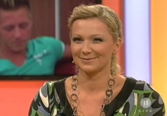 Alida Kurras RTL II Big Brother 10