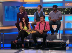 Big Brother 15 Houseguests