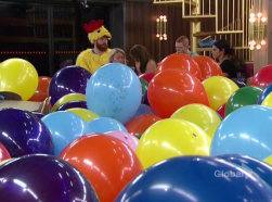 Big Brother 15 Luftballons