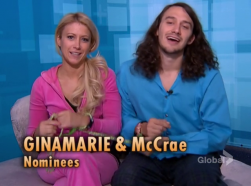 Big Brother 15 Nominees GinaMarie McCrae